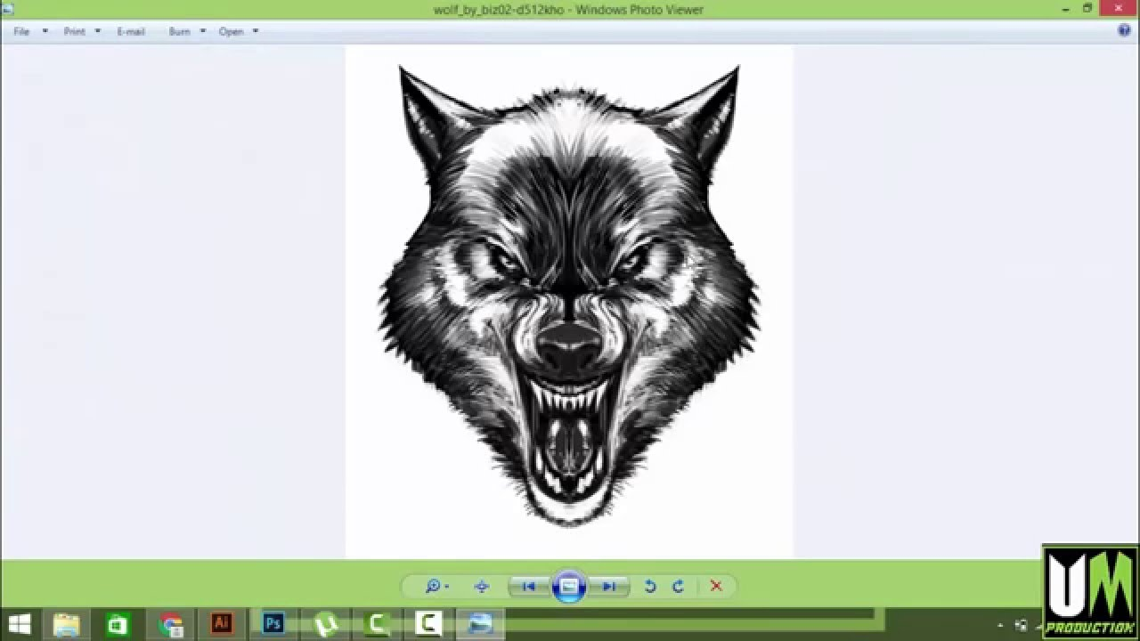 1280x720 How To Convert Image Into Vector Graphics With Adobe Illustrator
