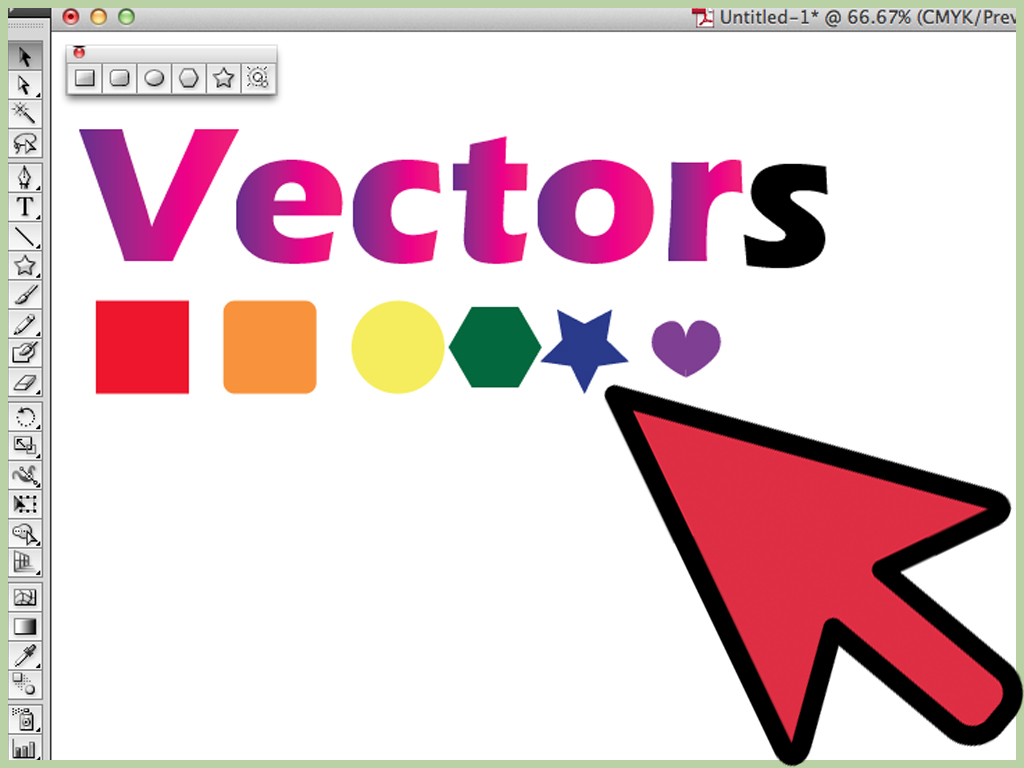 1024x768 How To Create Vectors In Adobe Illustrator 12 Steps