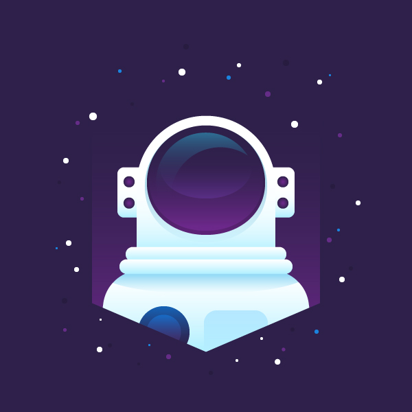 600x600 How To Create An Astronaut Vector In Adobe Illustrator