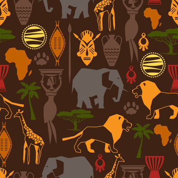 368x368 African Patterns Free Vector Download (18,878 Free Vector) For