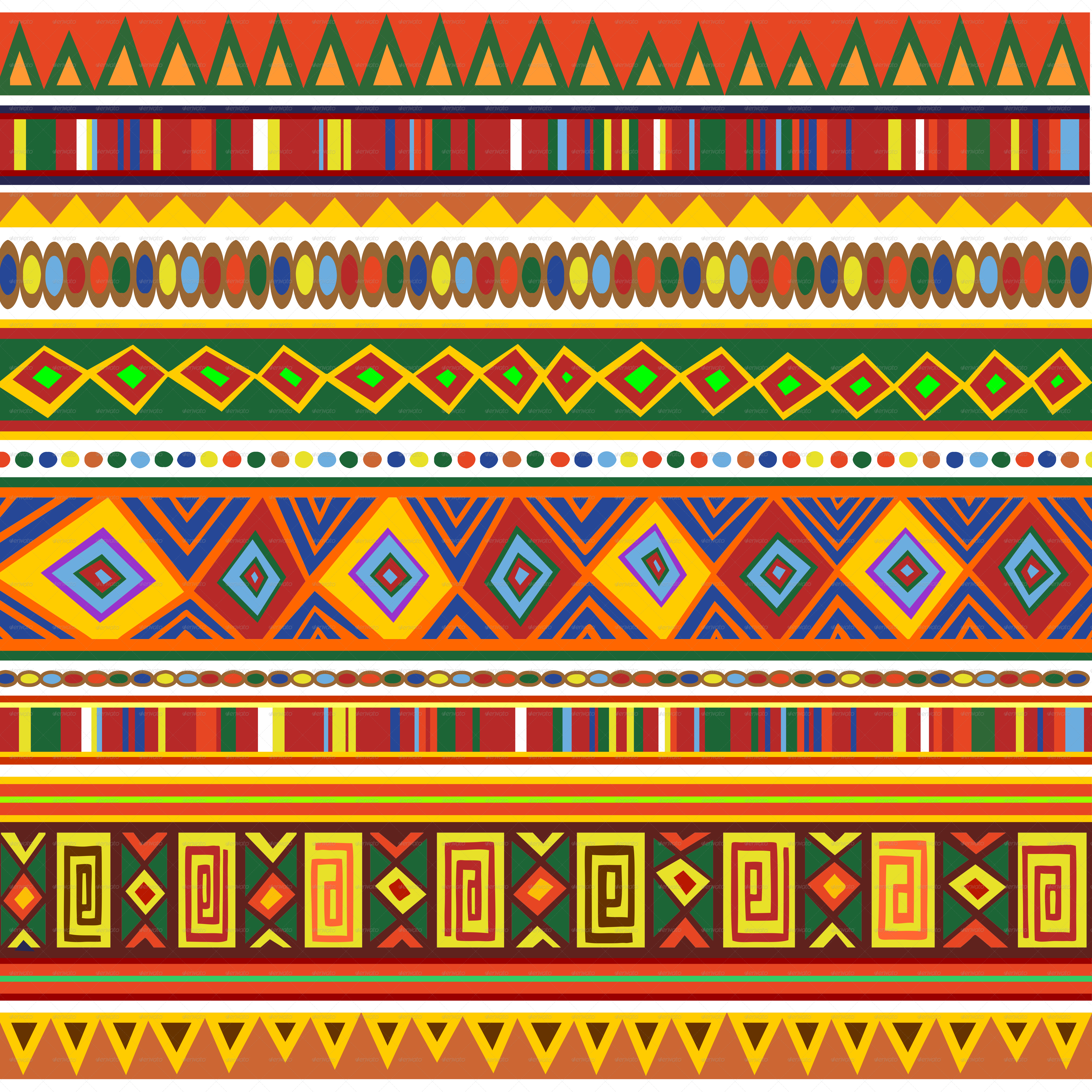 5000x5000 Collection Of Free Africa Vector Pattern. Download On Ubisafe