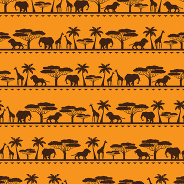 368x368 African Pattern Free Vector Download (18,878 Free Vector) For