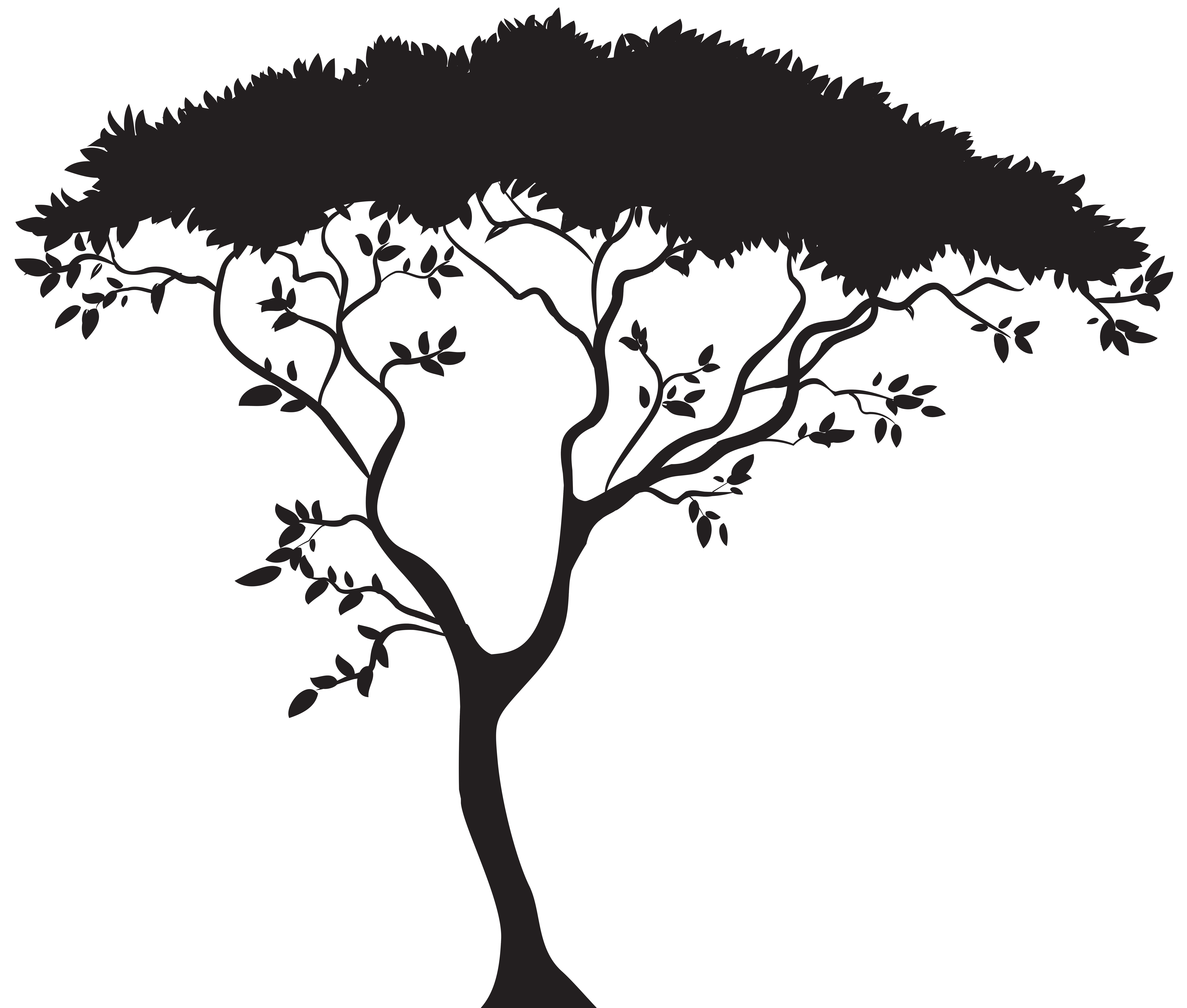 8000x6795 Collection Of Free Tribal Vector Tree. Download On Ubisafe