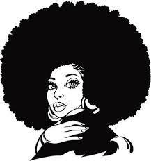 217x232 Resultado De Imagem Para Afro Hair Vector Natural Hair Art