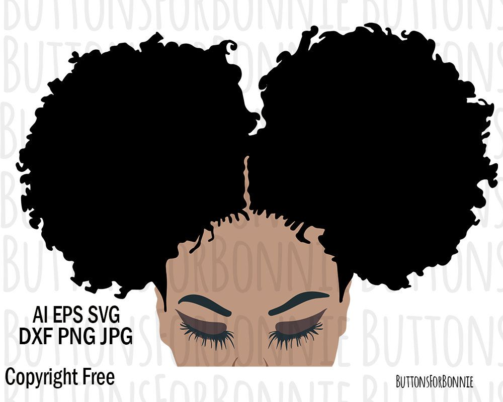 1000x800 Afro Svg, Black Lady Svg, Natural Hair Svg, Curly Hair Svg, Afro
