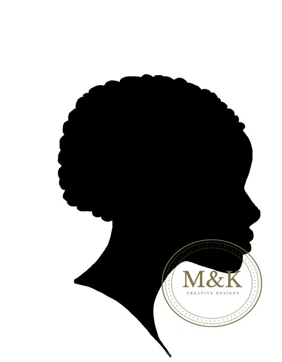 570x733 Black Woman Svgshort Afro Woman Svg Afro Woman Vector Afro