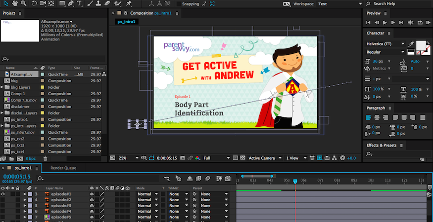 875x450 How To Animate Adobe Illustrator Files In After Effects
