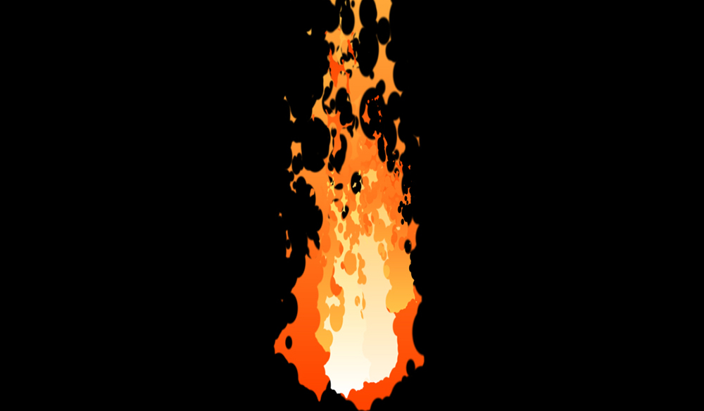 1000x584 How To Create Vector Fire In After Effects