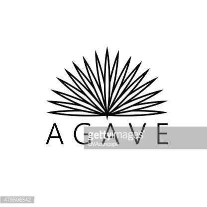 416x416 Agave Vector Design Template Premium Clipart