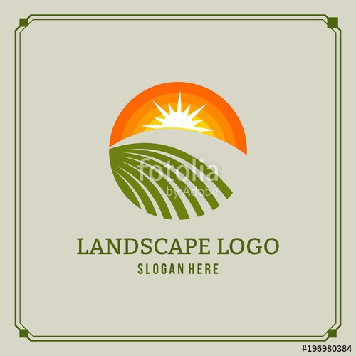 500x500 Agriculture Logo Vector Stock Image And Royalty Free Vector Files