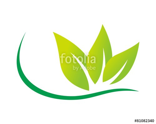 500x400 Green Leaf Agriculture Logo Stock Image And Royalty Free Vector