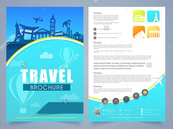 600x447 19 Travel Brochure Free Psd Ai Vector Eps Format Download Travel