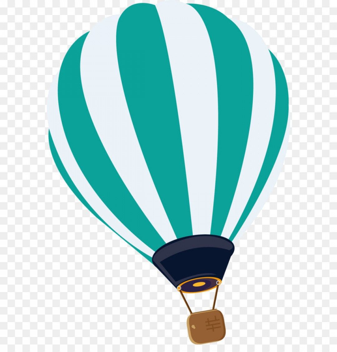 1080x1128 Png Striped Hot Air Balloon Vector Rongholland
