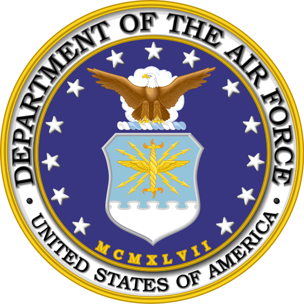 Air Force Logo Vector