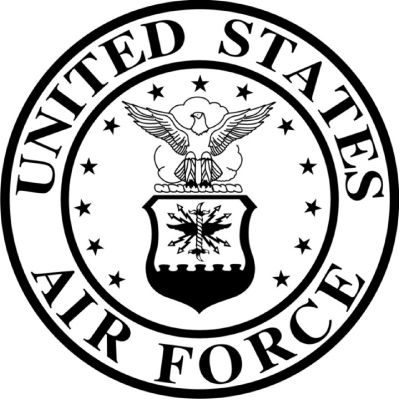 400x400 Air Force Logo Vector Military Logos I Just Like It