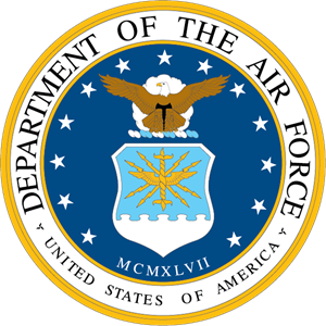 300x300 Department Of The Air Force Logo Vector (.eps) Free Download