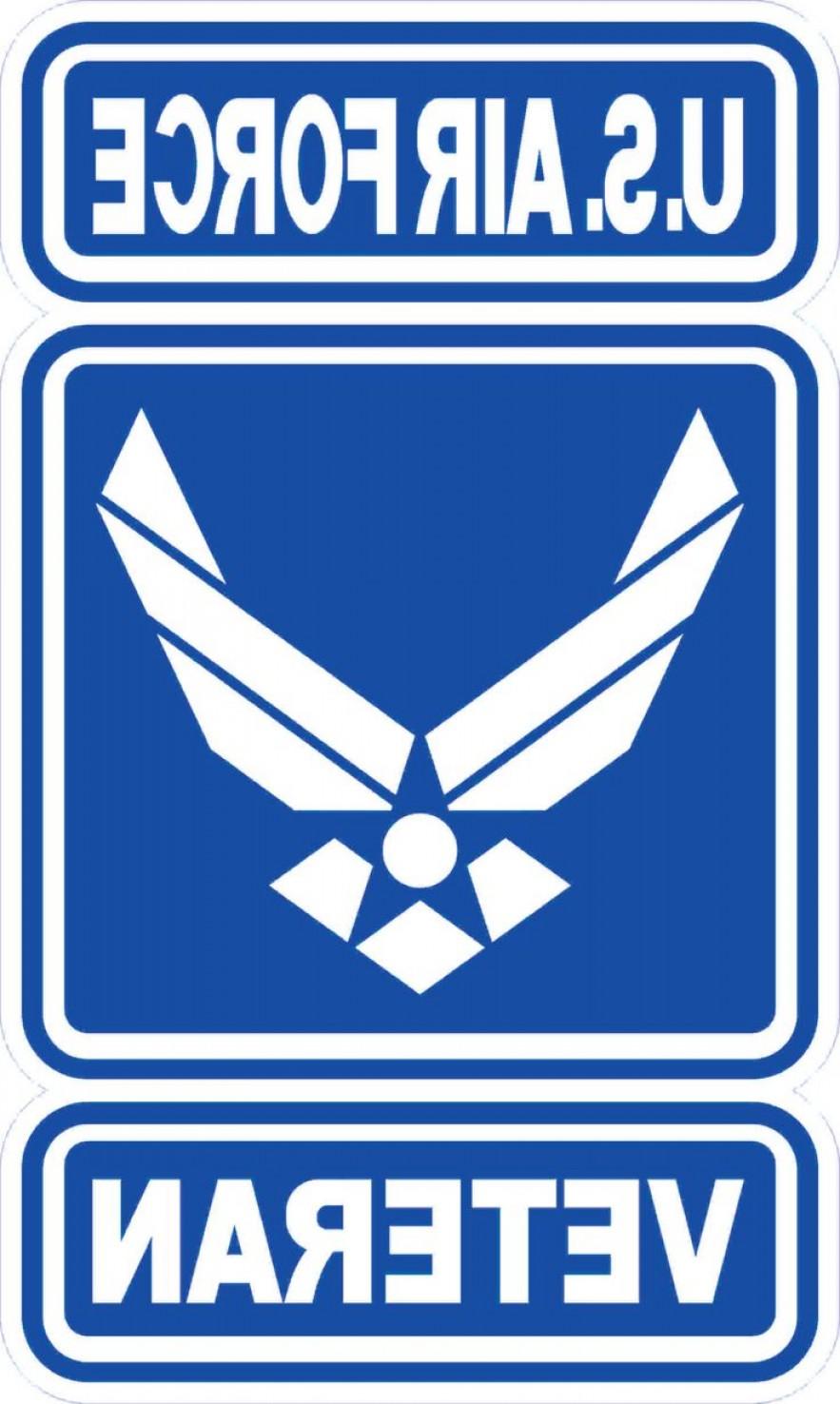 883x1476 Us Air Force Logo Vector Svg Lazttweet