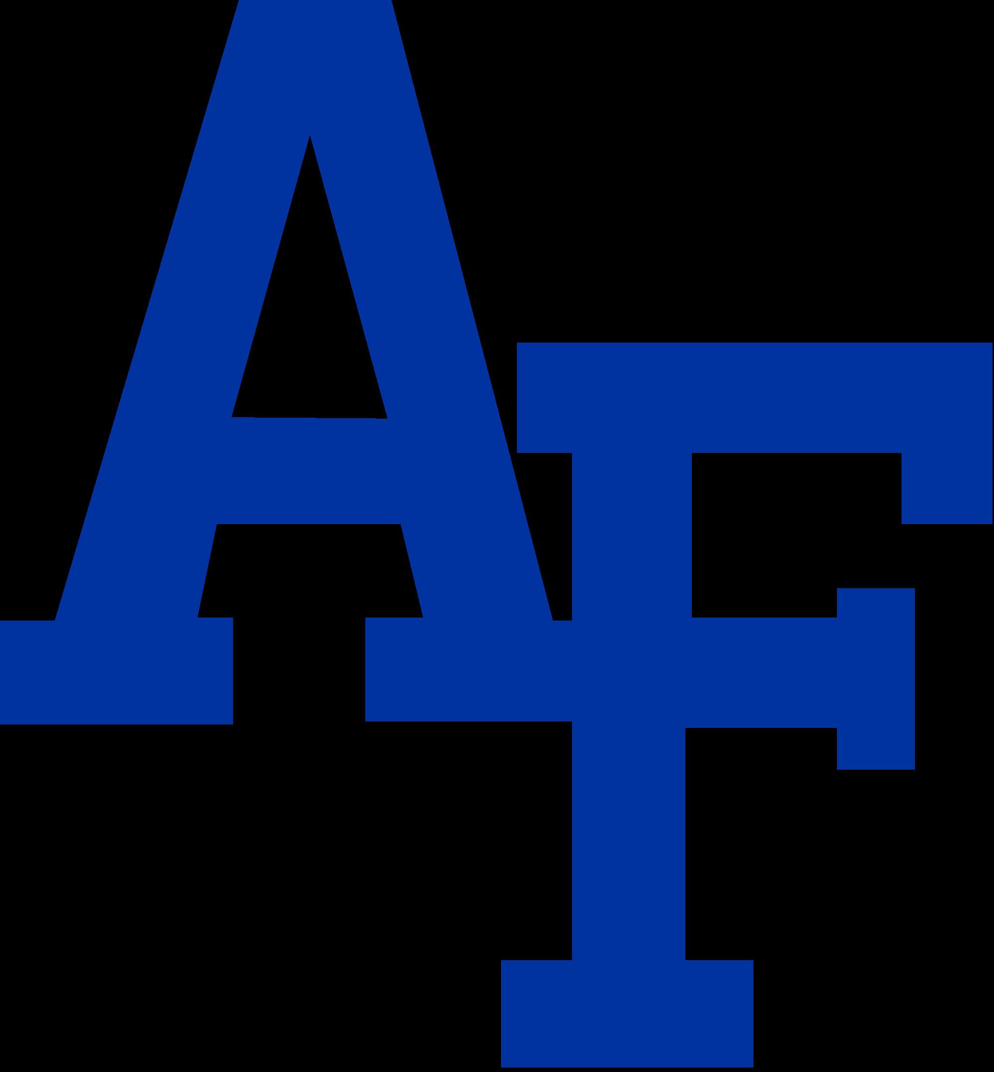 2000x2156 Air Force Logo Svg