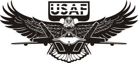 450x208 Air Force Logo Wallpapers