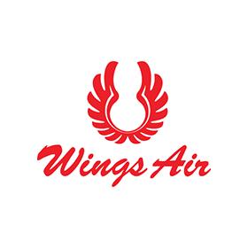 280x280 Wings Air Logo Vector Free Download