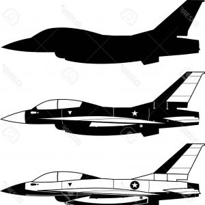 300x300 Icon Of Plane Airplane Symbol Front View Aircraft Vector Sohadacouri