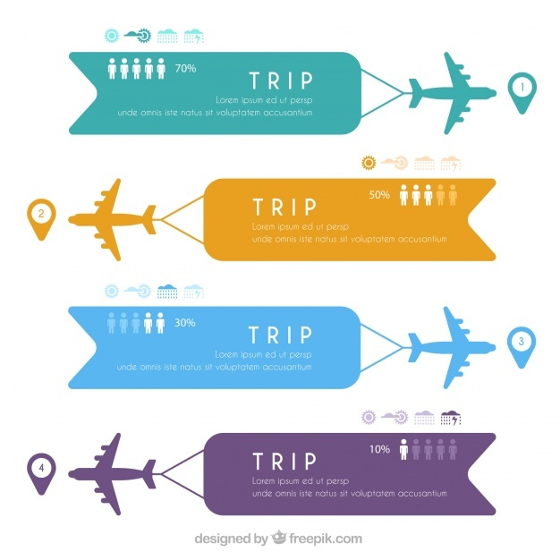 626x626 Airplane Banner Vectors, Photos And Psd Files Free Download
