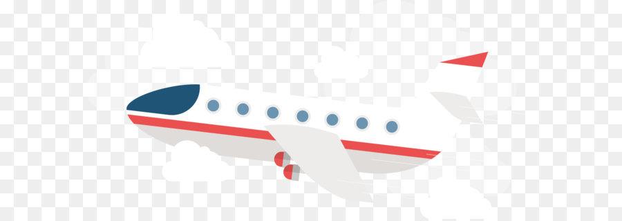 900x320 Aircraft Png Vector Material Png Download
