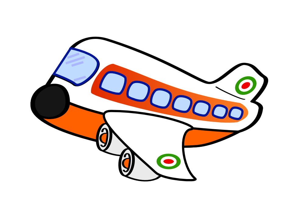 999x727 Airplane Transparent Png Pictures
