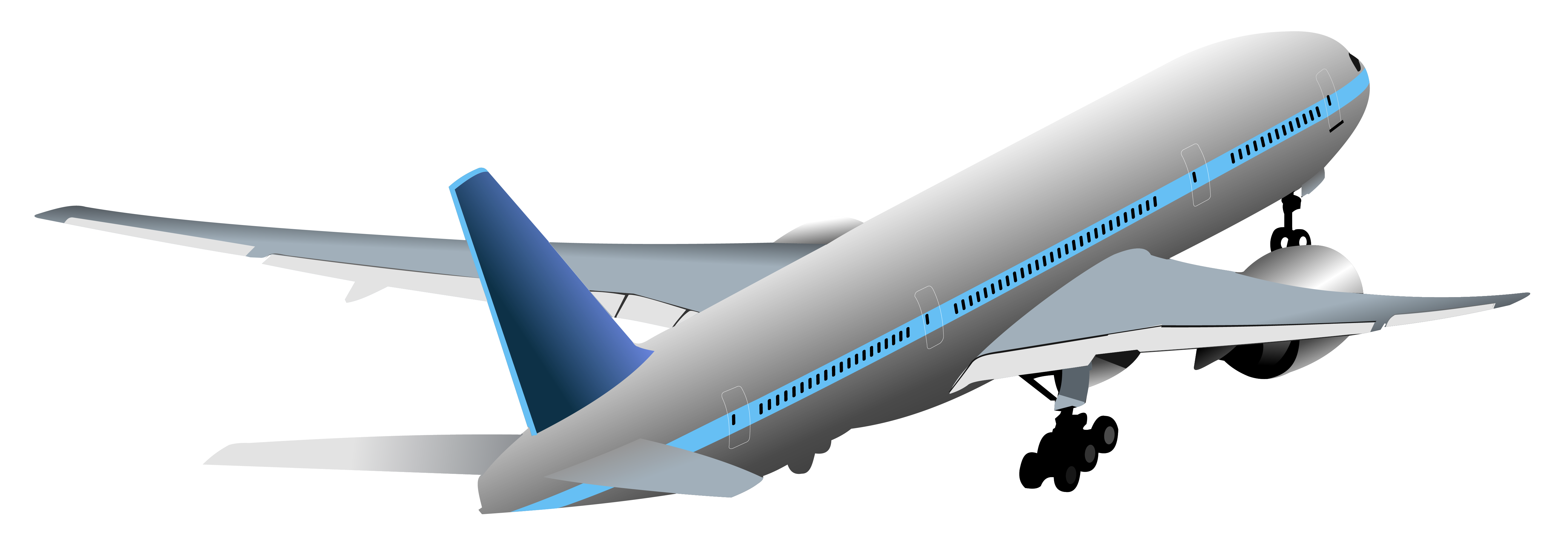 5725x2014 Transparent Aircraft Png Vector Clipartu200b Gallery Yopriceville