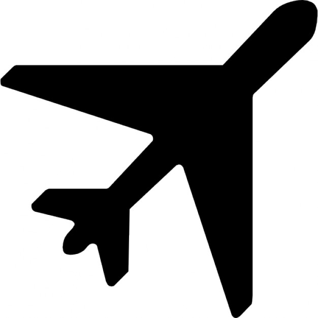 626x626 Free Airplane Icon Vector 379177 Download Airplane Icon Vector