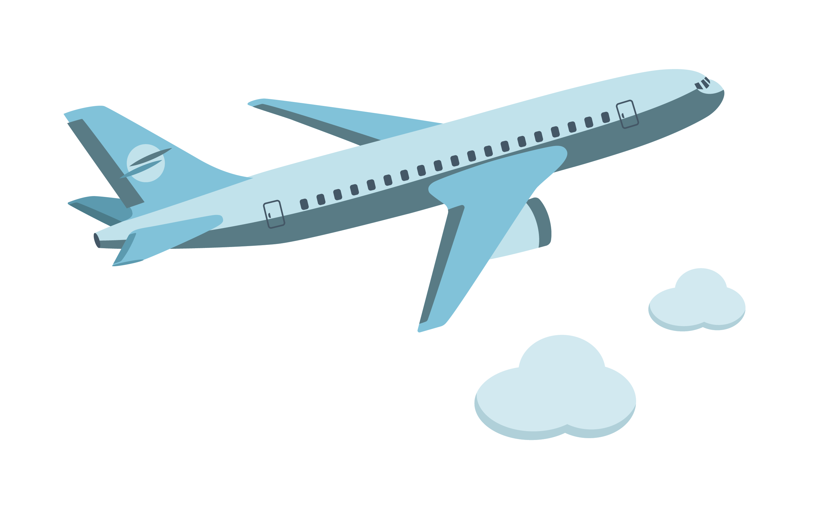 Airplane Vector Png