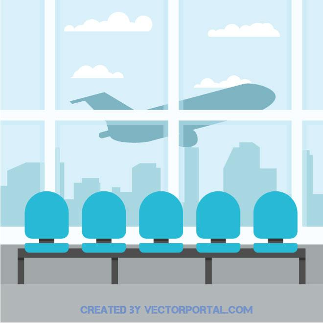 660x660 Airport Terminal