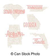 Alabama State Outline Vector At Getdrawings Com Free For Personal