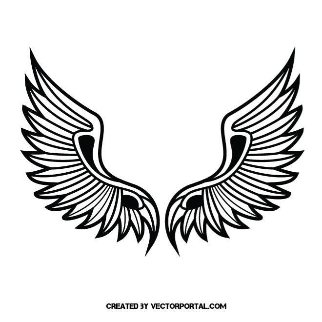 660x660 Wings Tattoo Graphics