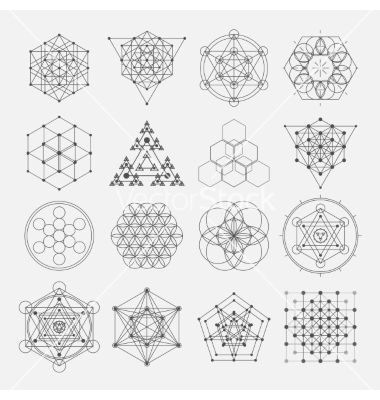 380x400 Sacred Geometry Design Elements Alchemy Vector 6807684.jpg (380