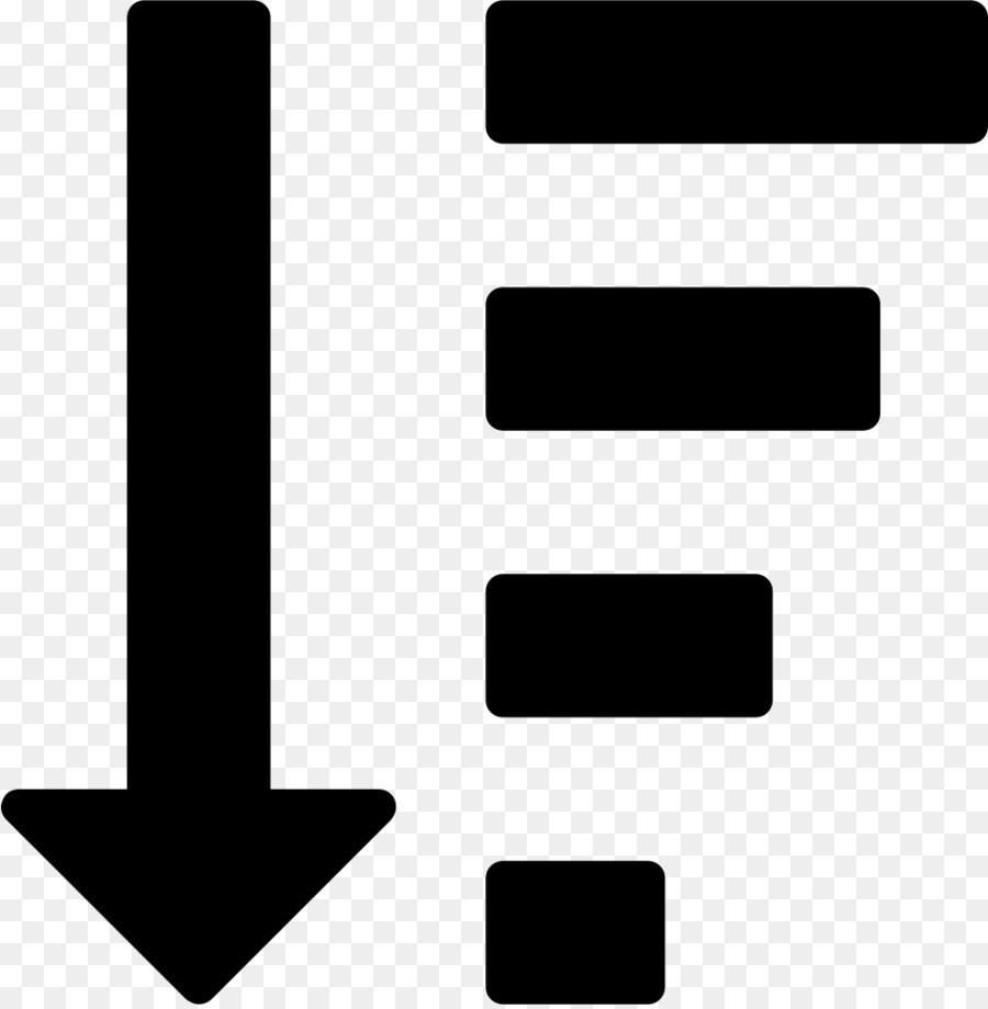 900x920 Font Awesome Computer Icons Sorting Algorithm Symbol
