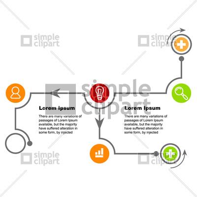 400x400 Infographics Diagram