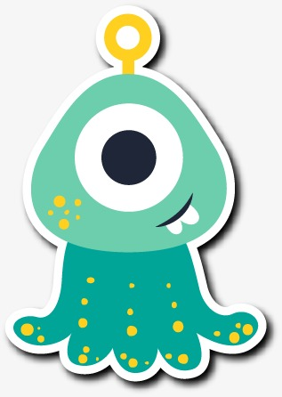 317x446 Cartoon Aliens, Cartoon, Alien, Vector Png And Vector For Free