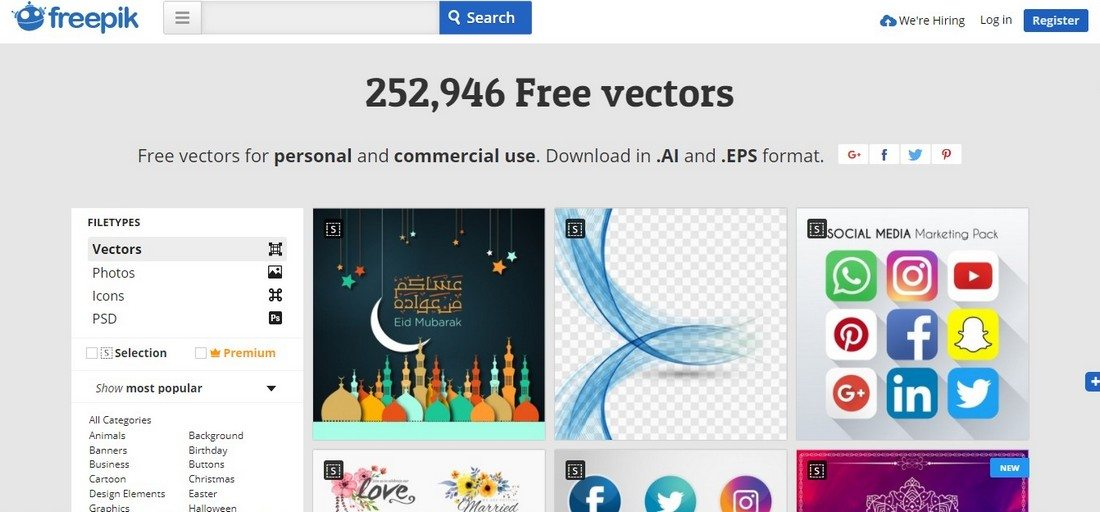 All Free Vector Art
