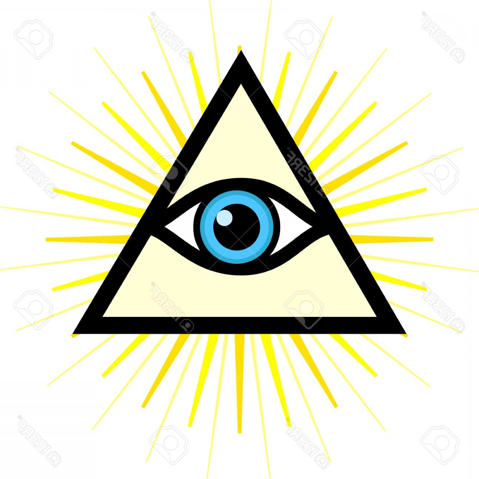 1560x1560 Photovector Symbol All Seeing Eye Arenawp