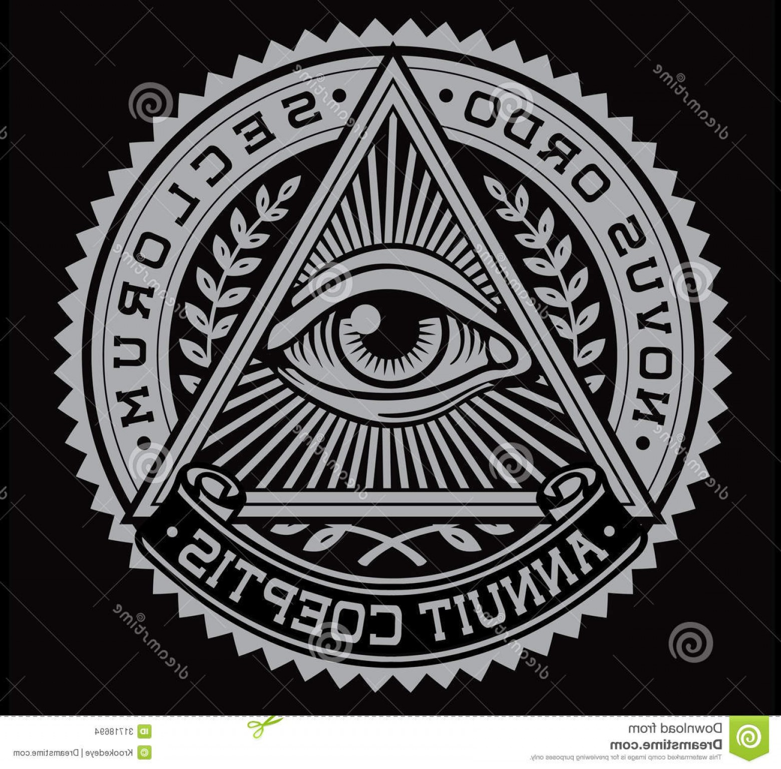1560x1537 Stock Images All Seeing Eye Vector Image Providence Image Lazttweet
