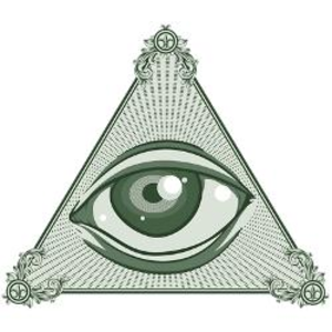 300x300 The All Seeing Eye Wine Label Free Images