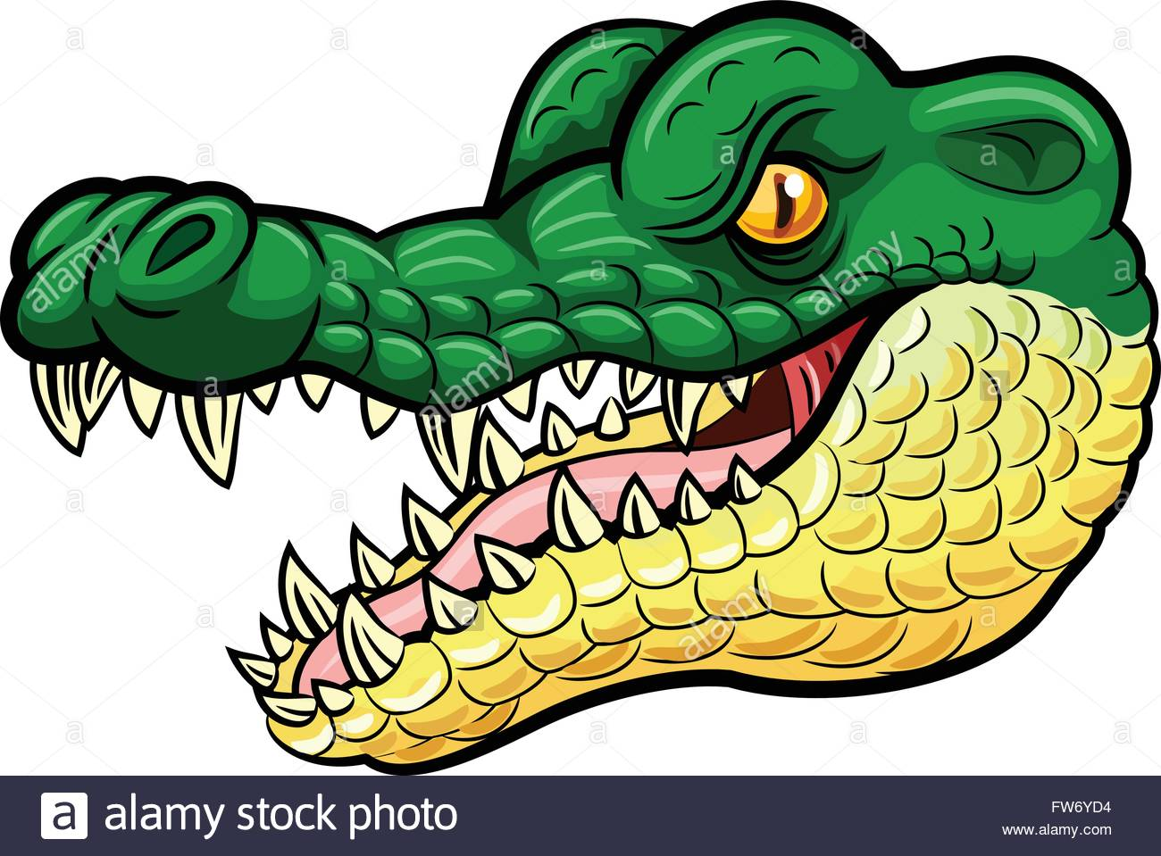 1300x959 Collection Of Free Crocoisite Clipart Angry Alligator. Download On