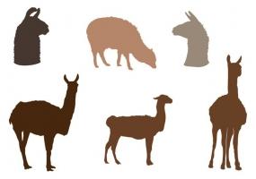 285x200 Alpaca Free Vector Graphic Art Free Download (Found 37 Files) Ai