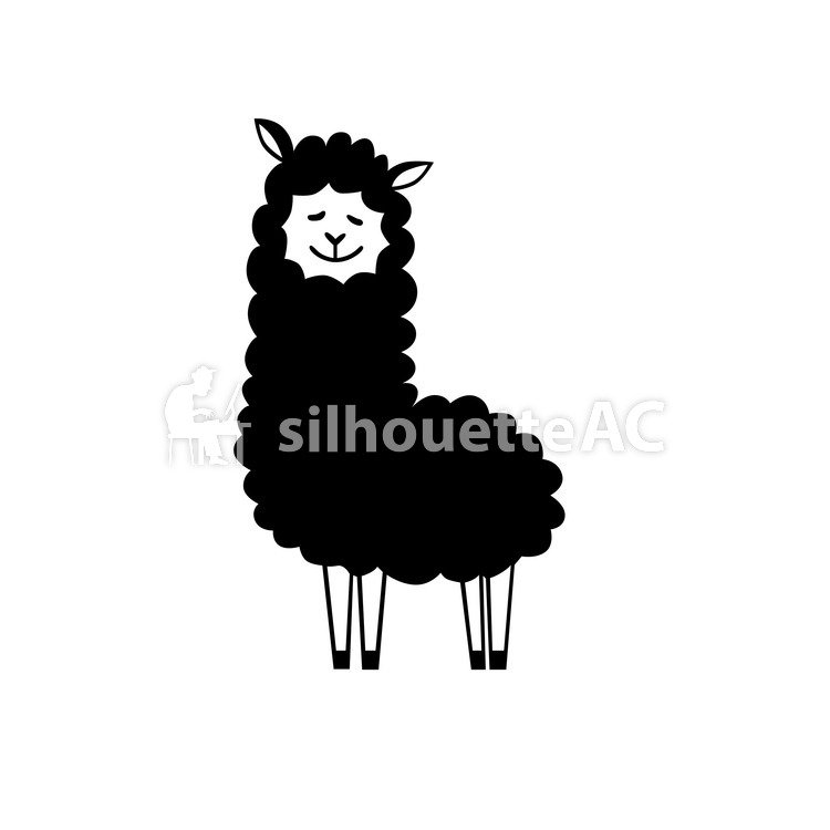 750x750 Free Silhouette Vector Tiny Plush Doll Loose