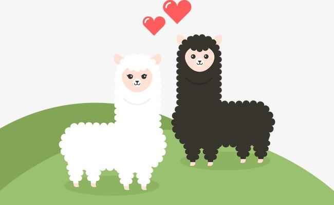 650x400 Vector Alpaca, Alpaca, Vector, Animal Png And Vector For Free Download
