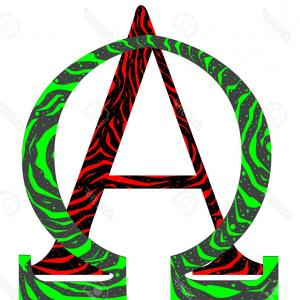 300x300 Greek Letter Alpha And Omega Vector Lazttweet
