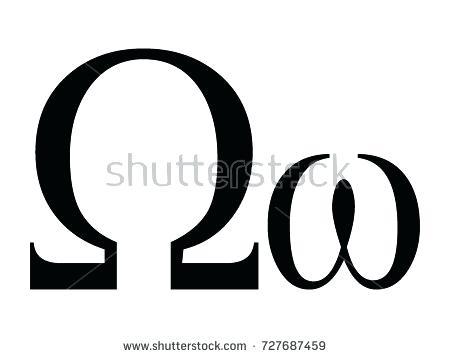 450x358 Omega Greek Letter Vector Image Of Letter Omega Alpha Phi Omega