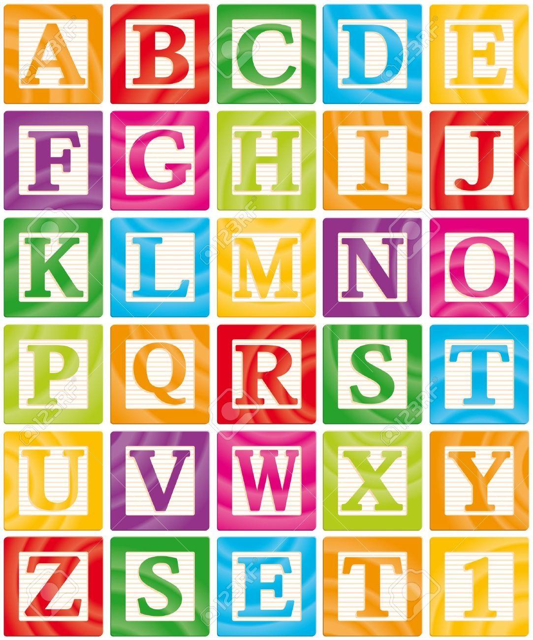 1083x1300 Infant Clipart Alphabet Block Cute Borders, Vectors, Animated
