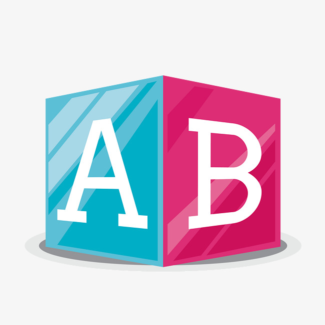 650x651 Alphabet Blocks, Blue, Pink, Cute Letters Png And Vector For Free